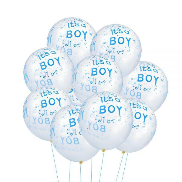 baby shower baloni it's a boy