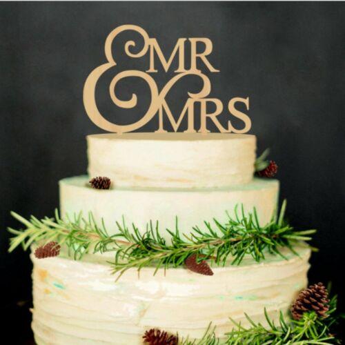 ukras za tortu mr & Mrs
