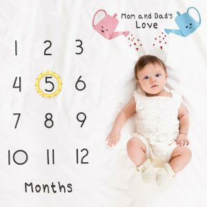Baby set za fotografiranje - Love