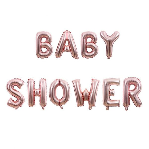 Set za Baby shower - Girl