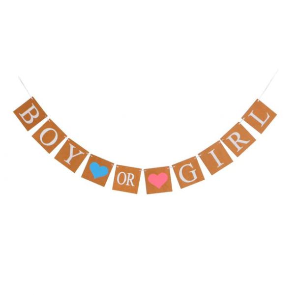 boy or girl natpis
