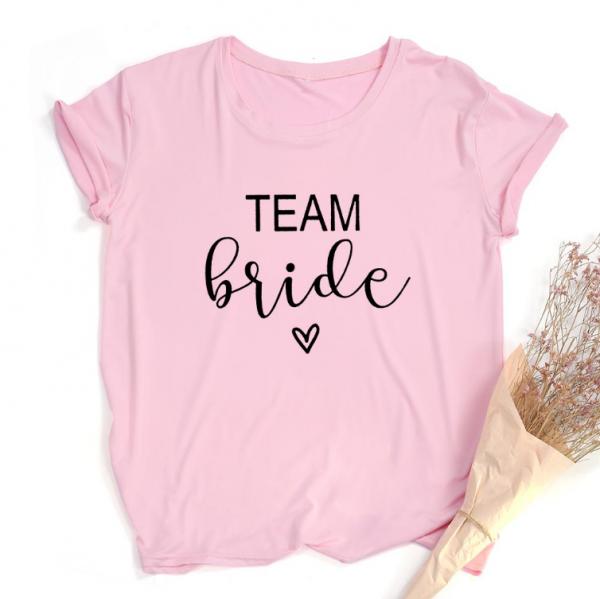 team bride majica