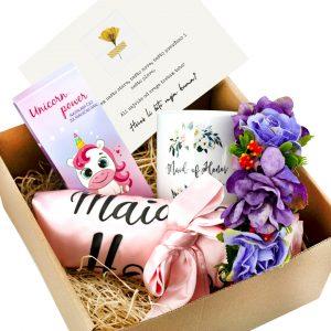 maid of honor box