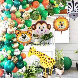 Rođendanski set Jungle