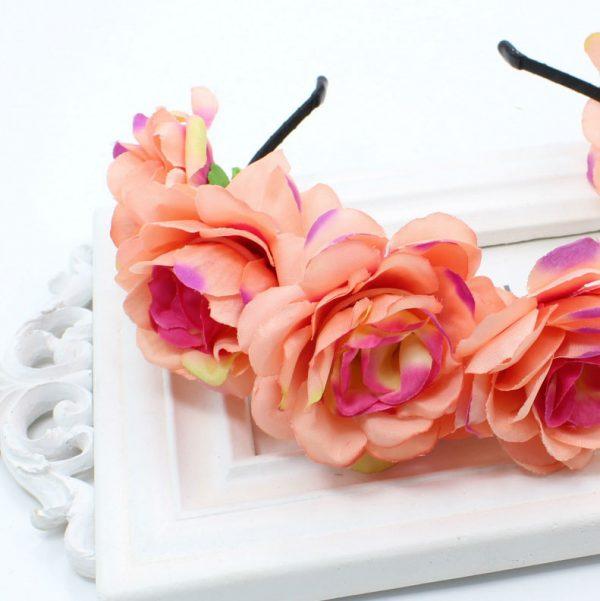narančasti cvjetni rajf