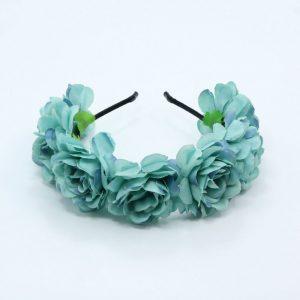 plavi cvjetni rajf